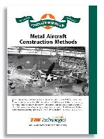Metal Aircraft Construction Methods (DVD) - A Historical Aerometal Training Film!! 30 min., b&w, copyright 1942