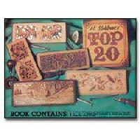 Al Stohlman's TOP 20 - Includes 20 Great Patterns for Billfolds and More!