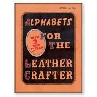 Alphabets for the Leather Crafter - 21 Sets of patterns