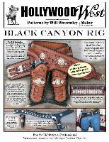 Black Canyon Rig Pattern Pack - Patterns for One and Two Gun Rigs