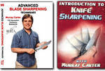 Blade Sharpening Set (Murray Carter's 2 DVDs at a Savings) - by Murray Carter