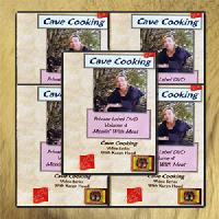 Cave Cooking: Wilderness and Survival Cooking DVD Library (5 DVD Set) - 5 hours and 43 minutes of Survival Cooking Techniques