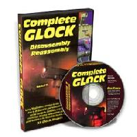 Complete Glock - Dissassembly and Reassembly (DVD) - Information Applies to All Glock Handguns