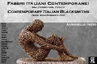 Contemporary Italian Blacksmiths - From Iron Through Fire (Hardcover) - Hardcover, English/Italian text, 256 pages, all color photos
