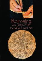 Kolrosing with Judy Ritger (DVD) - Fine line decoration on wood