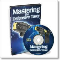 Mastering the Defensive Taser (DVD) - How to shoot and activate the Taser for most effective results.