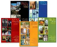 International Metal Design Annual Series: 1999 through 2003 Bundle