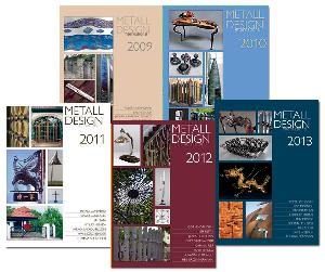 International Metal Design Annual Series: 2009 through 2013 Bundle