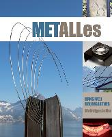 Metalles: Hans-Ueli Baumgartner, Blacksmith and Metal Designer  - Over 700 photos!