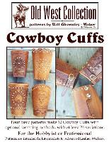 Cowboy Cuffs Pattern Pack by Will Ghormley  - By the Great Will Ghormley