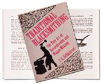 Traditional Blacksmithing: The Fine Art of Horseshoeing and Wagon Making by J G Holmstrom