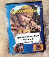 Tracking with Ron Hood: Woodsmaster Volume 8 (DVD)  - Hosted by Survival Expert and Vietnam Vet Ron Hood