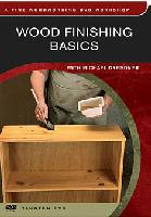 Wood Finishing Basics with Michael M. Dresdner (DVD) - Surface Prep, Wipe-On and Spray Finishing, and a Visit with a Finishing Expert