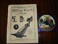 A Wooden Iowa Rifling Bench & Rifling a Gun Barrel video (Book & DVD Set)