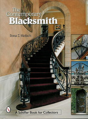 The Contemporary Blacksmith by Dona Meilach