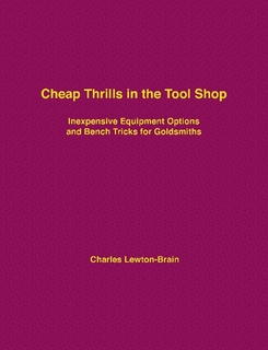 Cheap Thrills in the Tool Shop by Charles Lewton Brain