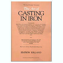 The Art of Casting in Iron by Simpson Bolland