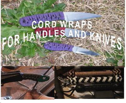 Cord Wraps for Handles and Knives with Dan Prentice (DVD) (OOP)