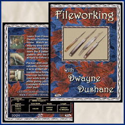 Fileworking with Dwayne Dushane (DVD)
