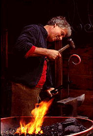 Forge & Anvil with Alan Rogers (Project DVD 1): Coal Forge, Poker & Watering Can, Chisel, Horseshoe