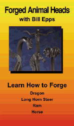 Forged Animal Heads with Bill Epps (DVD)