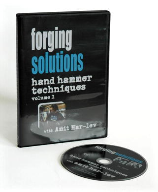 Forging Solutions with Amit Har-lev: Hand Hammer Techniques (DVD)