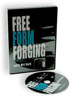 Free Form Forging with Uri Hofi (DVD)