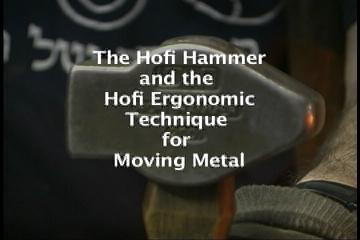 The Hofi Hammer with Uri Hofi: the Hofi Ergonomic Technique for Moving Metal DVD