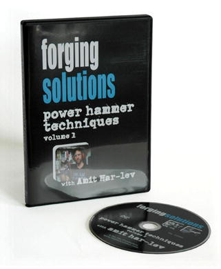 Forging Solutions with Amit Har-lev: Power Hammer Techniques (DVD)