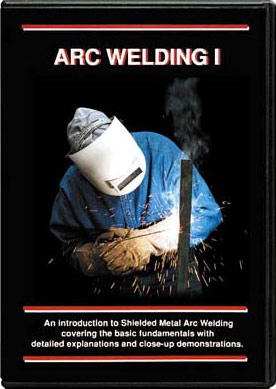 Arc Welding I with Steve Bleile (DVD)