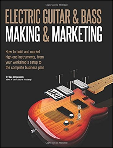 Electric Guitar Making & Marketing