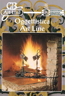 Art Line Book Catalog (Oggettistica)
