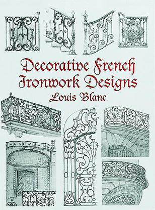 Decorative French Ironwork Designs (OOP)