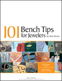 101 Bench Tips for Jewelers by Alan Revere