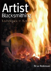 Artist Blacksmithing: Techniques in Action, with Peter Parkinson (2 DVDs)