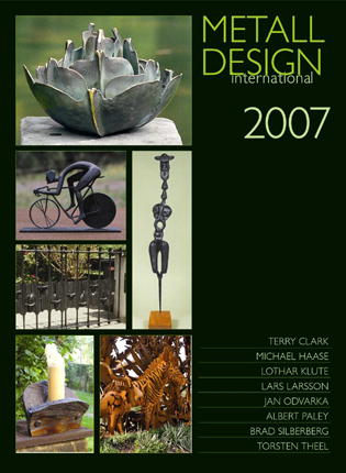 2007 International Metal Design Annual (Metall Design International 2007) by Peter Elgass