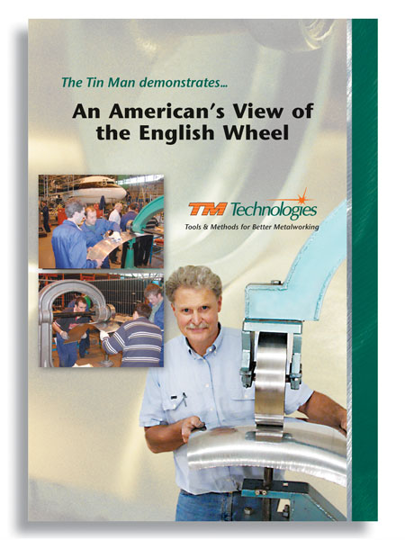 An American's View of the English Wheel with Kent White (DVD)
