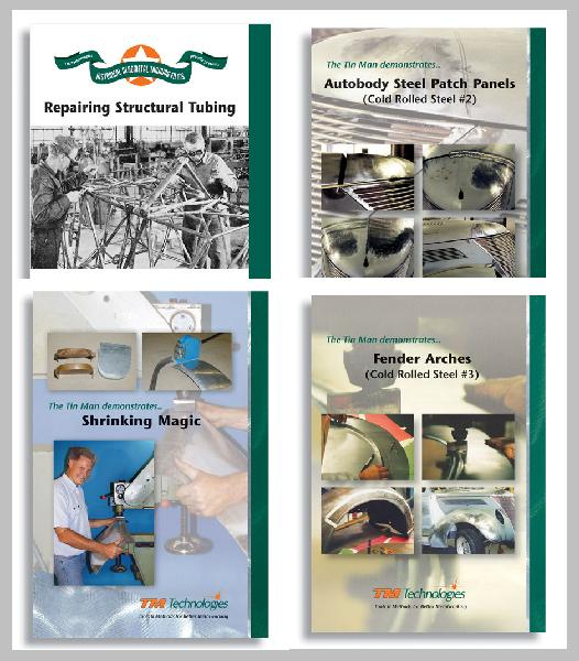 Introduction to Steel Work with Kent White (4 DVD set)