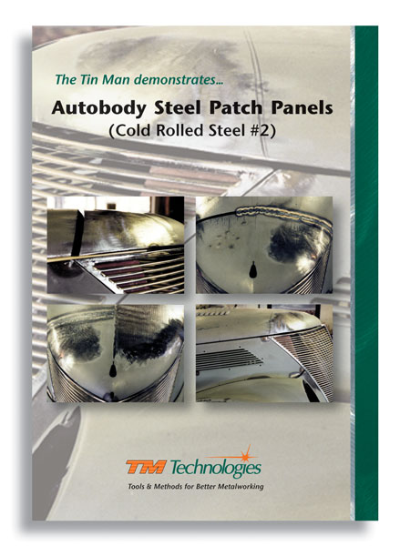 Autobody Steel Patch Panels with Kent White (DVD)
