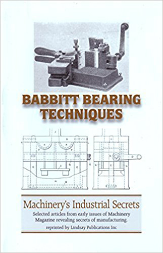 Babbitt Bearing Techniques by Machinery Magazine