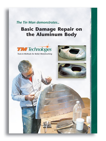Basic Damage Repair on the Aluminum Body with Kent White (DVD)