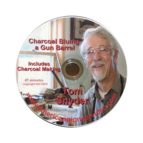 Charcoal Bluing a Gun Barrel (DVD)