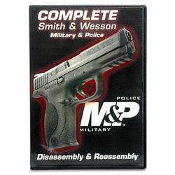 Complete Smith and Wesson, Military and Police Disassembly and Reassembly with Lenny Magill (DVD)