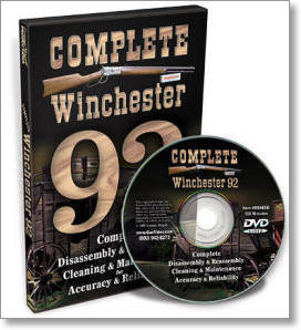 Complete Winchester 92 Disassembly and Reassembly with Larry Crow (DVD)