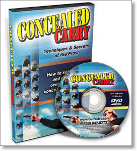 Concealed Carry with Lenny Magill (DVD)