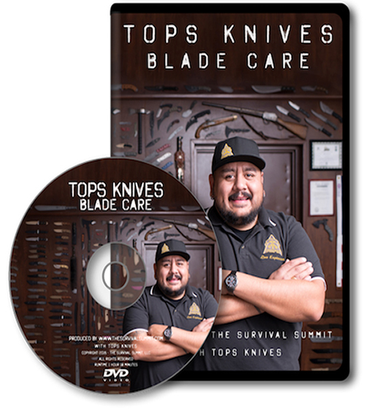 Tops Knives Blade Care (DVD)