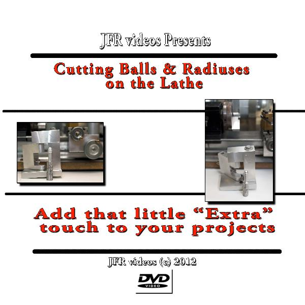 Cutting Balls and Radiuses on the Lathe with Jose Rodriguez (DVD)