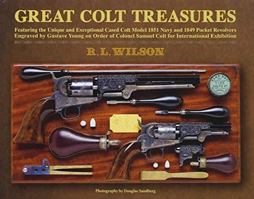Great Colt Treasures by R.L. Wilson