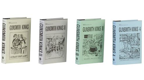 Gunsmith Kinks Set: Volumes 1,2,3 & 4