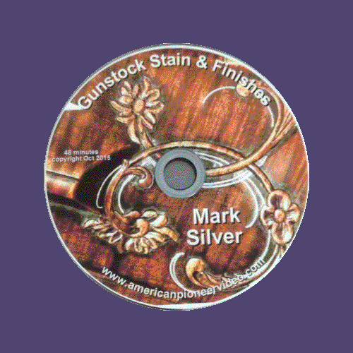 Gunstock Stain and Finishes (DVD)